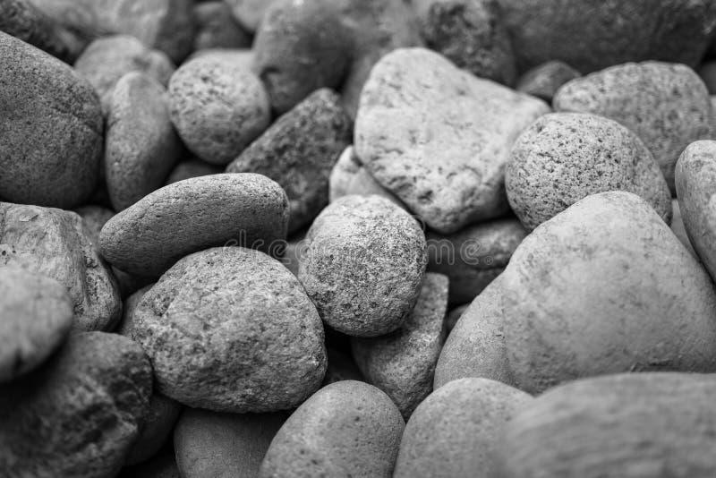 Många stenar fotografering för bildbyråer