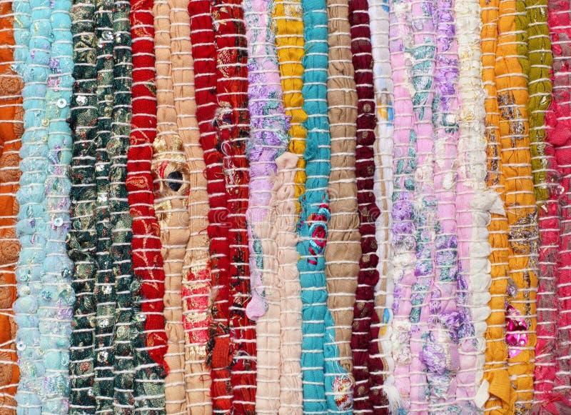 mångfärgad patchwork arkivbilder