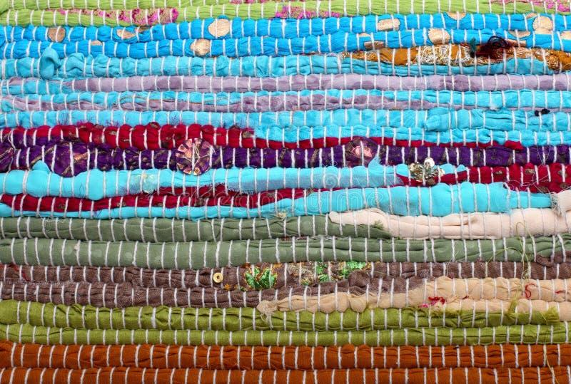 mångfärgad patchwork royaltyfria foton