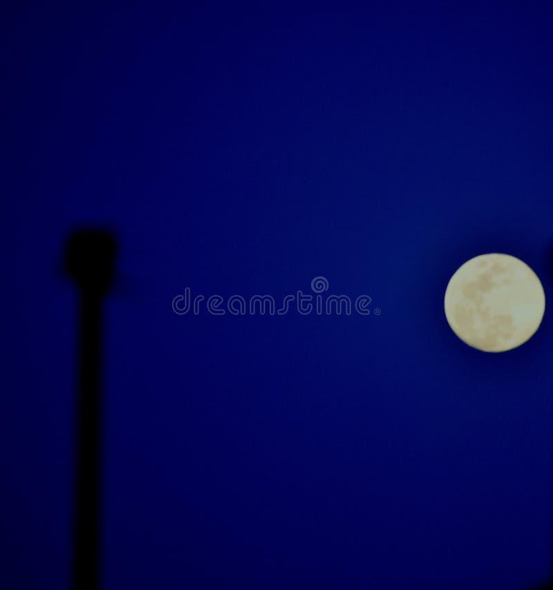 månsken royaltyfria foton