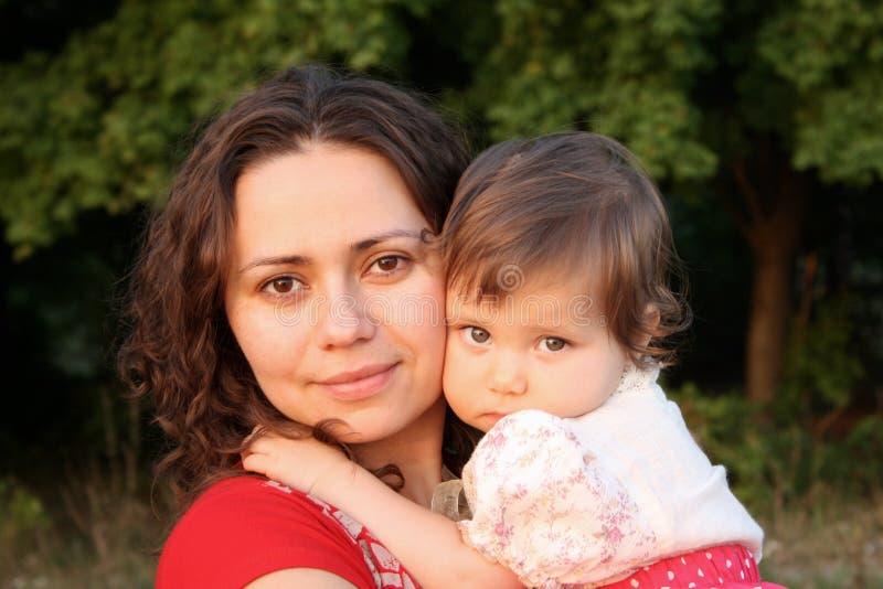 mère d'enfant photos stock