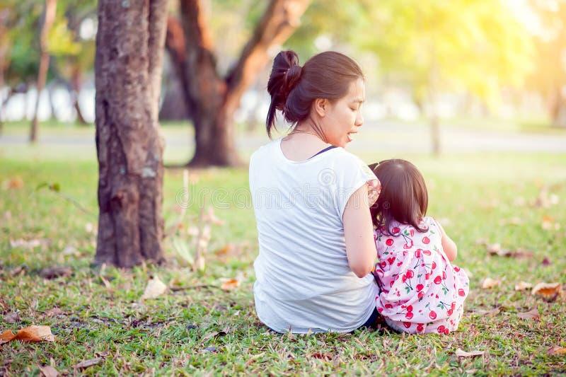 Mère et fille photos libres de droits