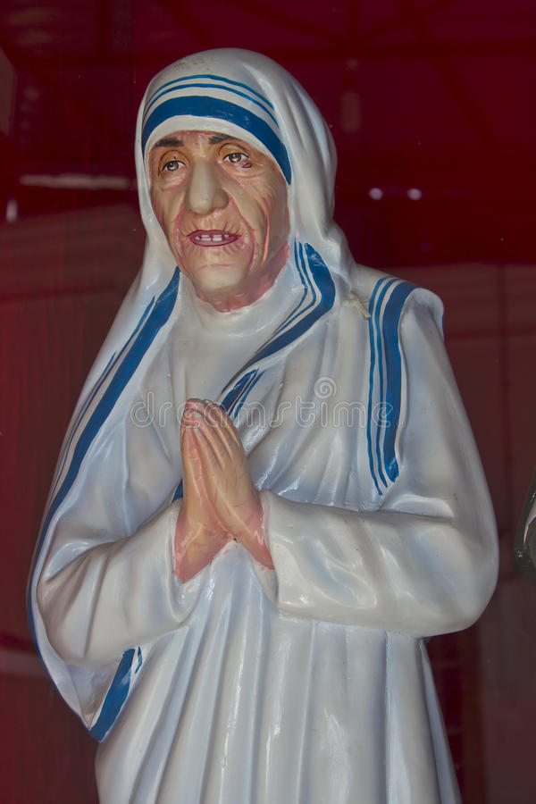 Mère Theresa photos stock