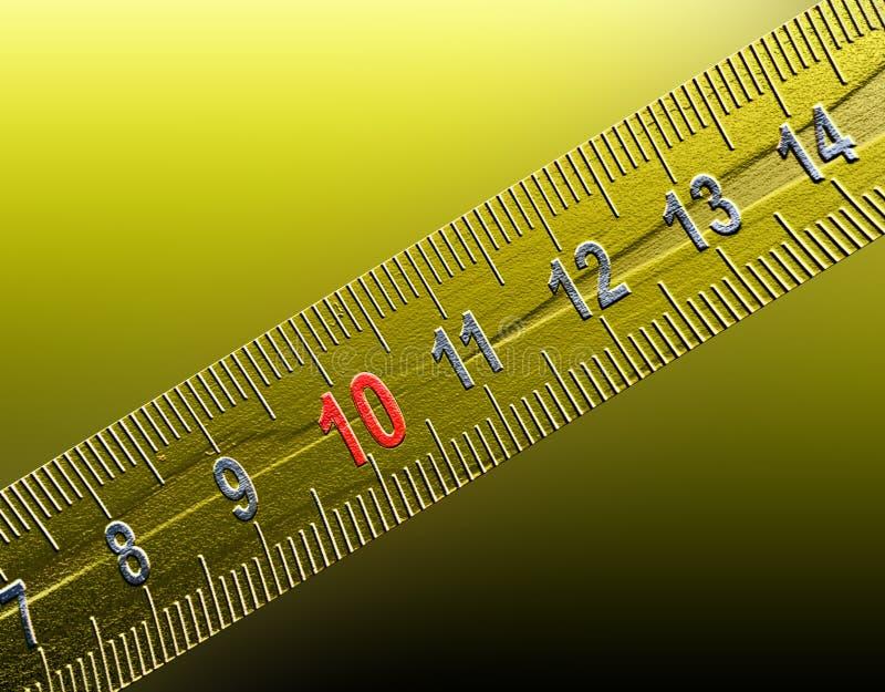 Mètre illustration de vecteur