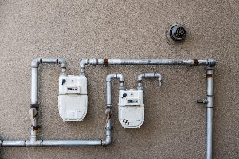 Download Mètre d'eau japonais photographie éditorial. Image du signe - 76090117