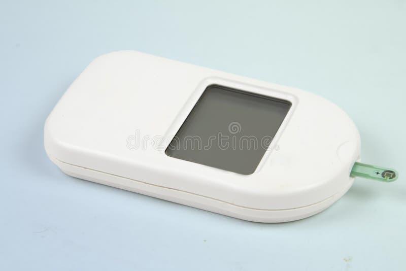 Mètre de glucose photos libres de droits