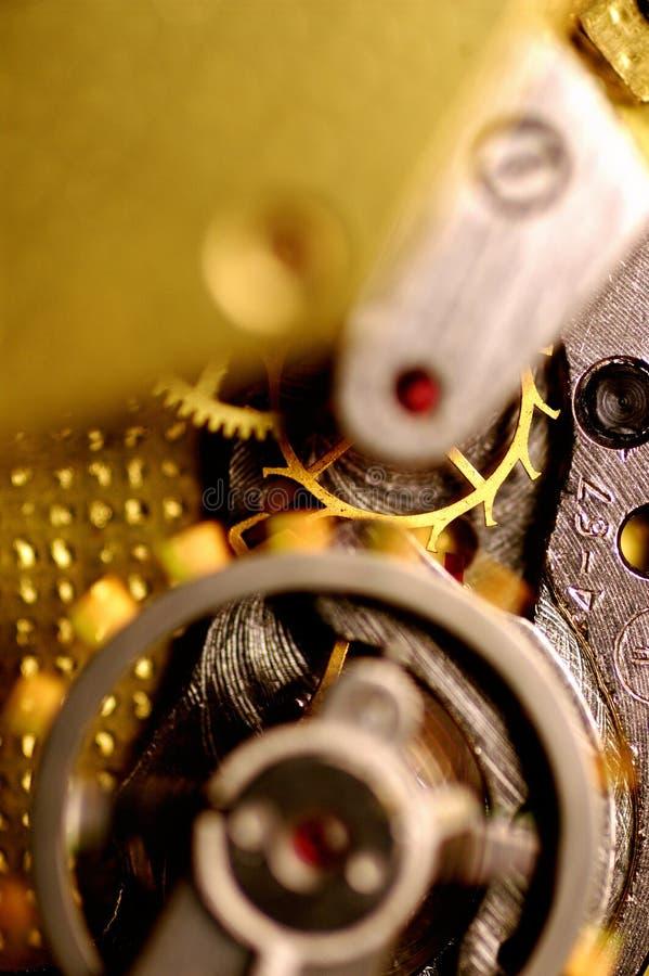 Download Mécanisme image stock. Image du sens, sortie, temps, horloge - 727617