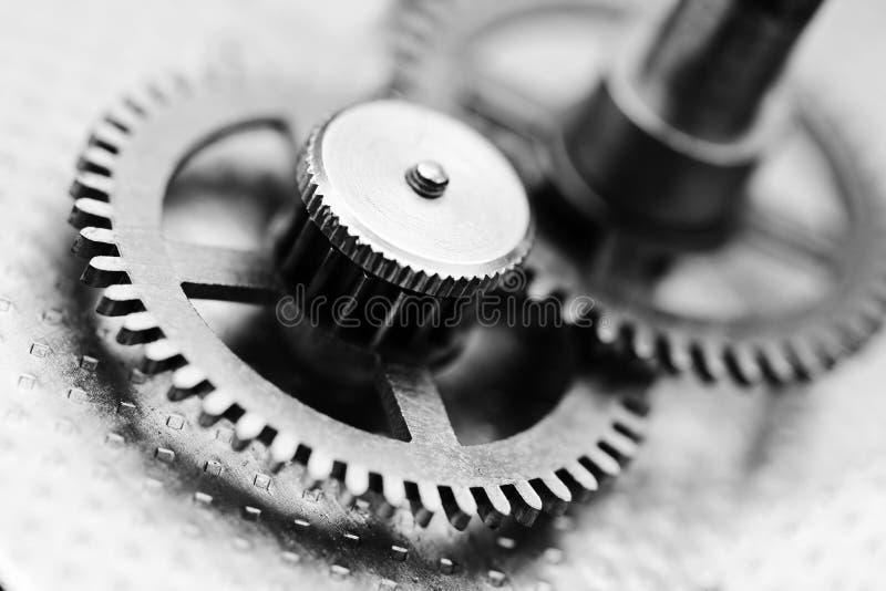 Mécanisme D Horloge Photo stock
