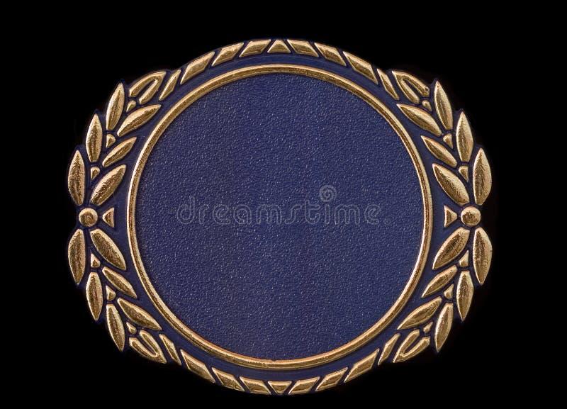 Médaille photo libre de droits