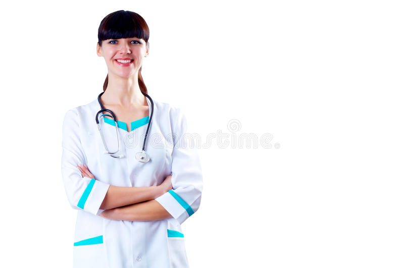 Médecin image stock
