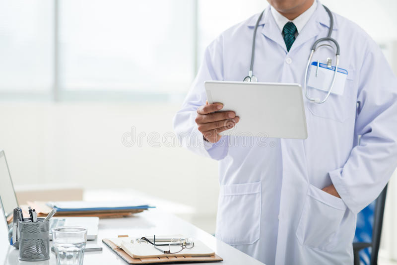 médecin photos stock