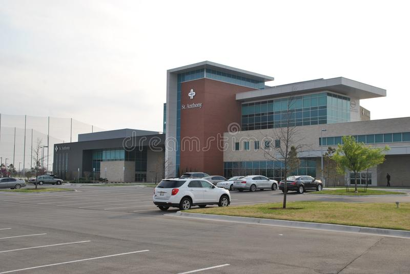 Médecin Bldg du ` s Northplex de St Anthony photo stock