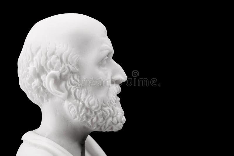 Médecin du grec ancien photographie stock libre de droits