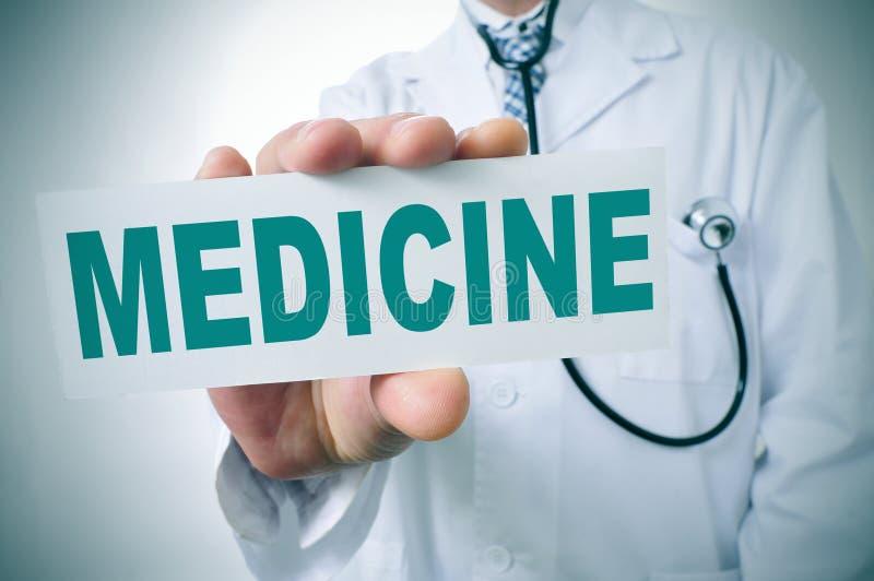 médecine photo stock