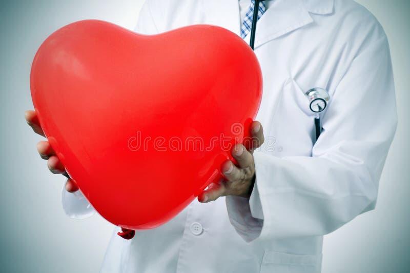 Médecine cardio-vasculaire photographie stock libre de droits