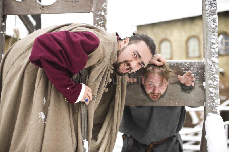 Médiéval image libre de droits