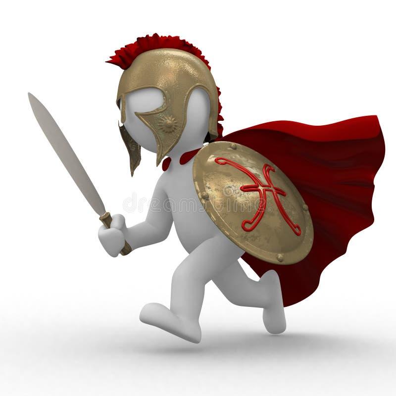 Médiéval illustration libre de droits