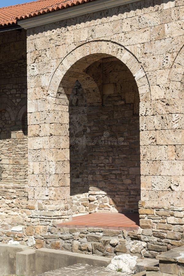 Médiéval l'église sainte de quarante martyres - église orthodoxe orientale construite en 1230 dans la ville de Veliko Tarnovo, Bu images libres de droits