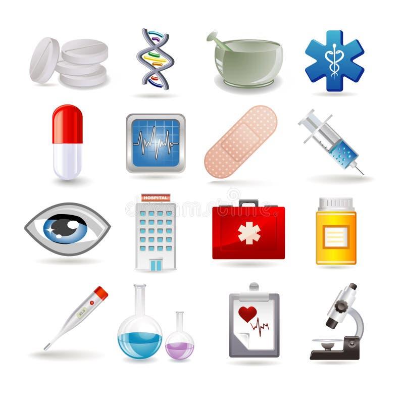 Médical illustration stock