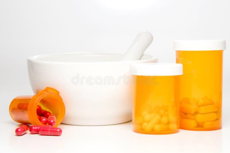 Médicament de prescription photos stock