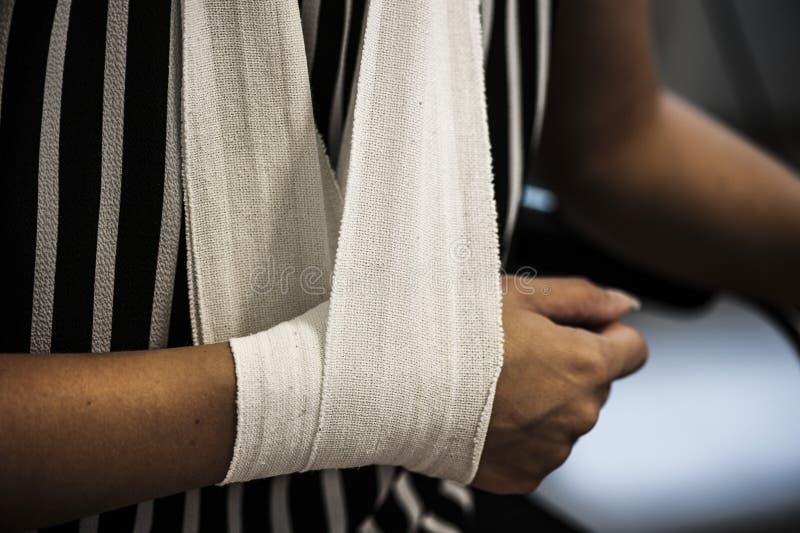 Médicament et bandage photos libres de droits