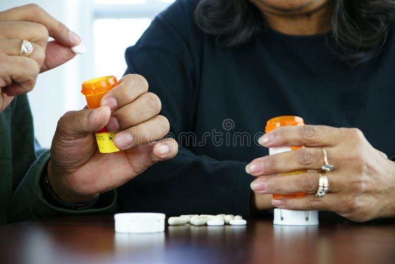 Médicaments photo libre de droits