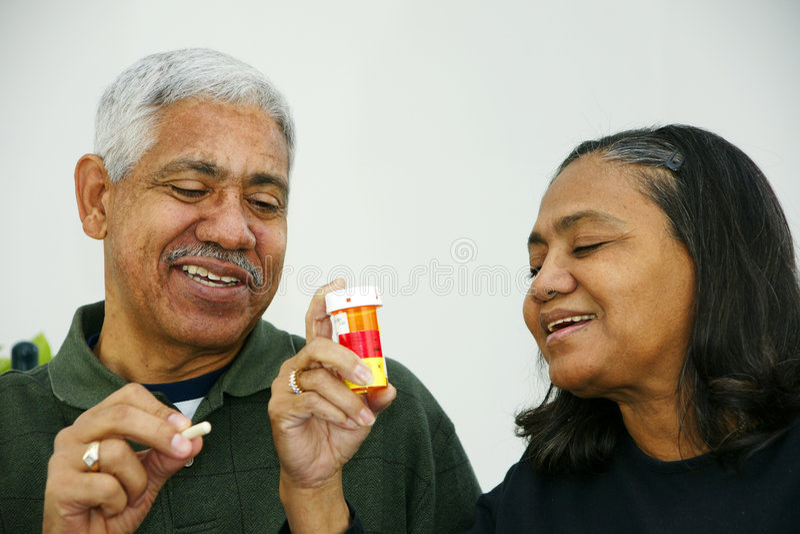 Médicaments photo stock