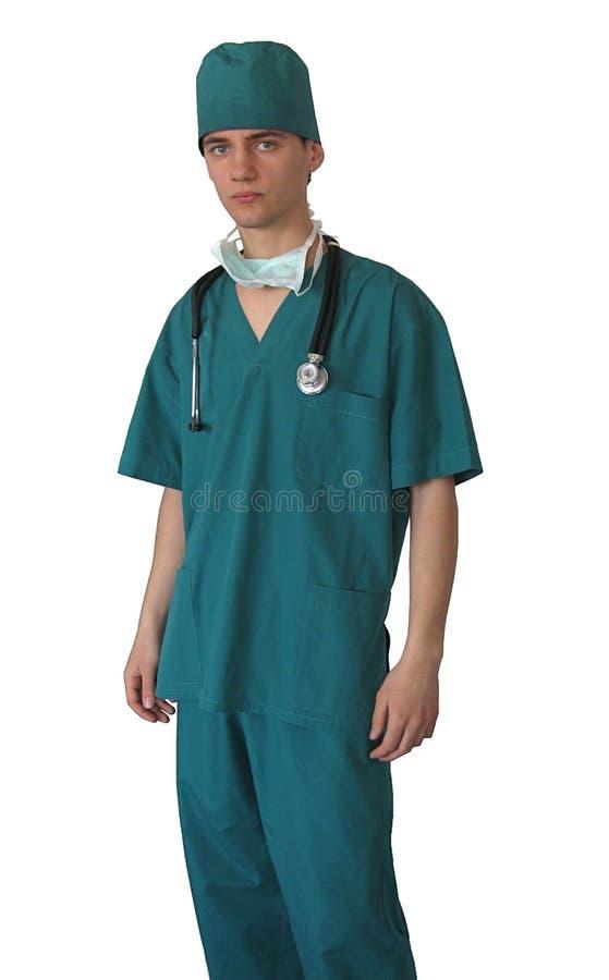 Médico foto de archivo libre de regalías