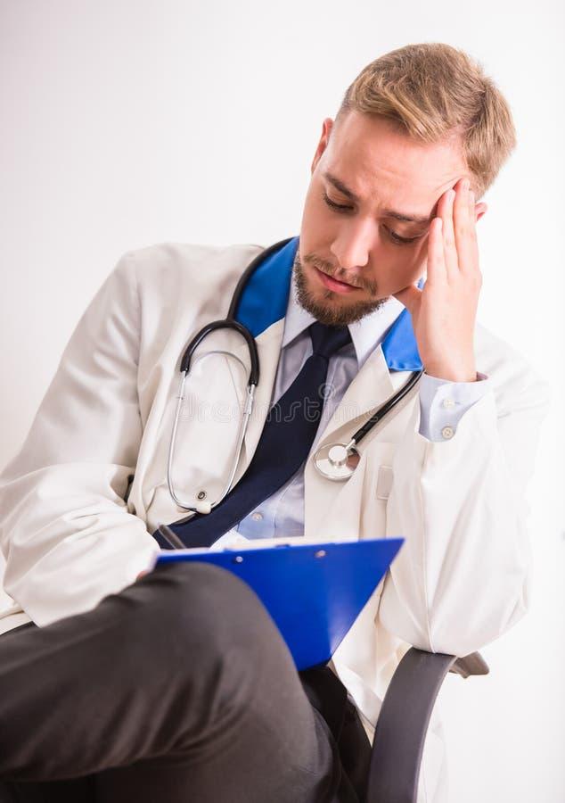 Médico imagen de archivo libre de regalías