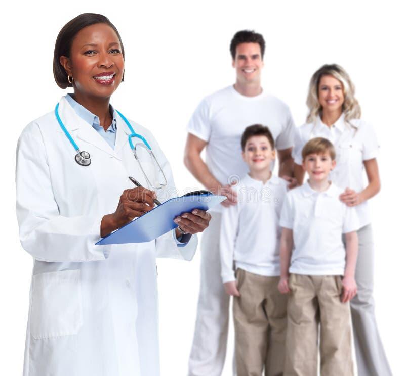 Médico de cabecera foto de archivo libre de regalías