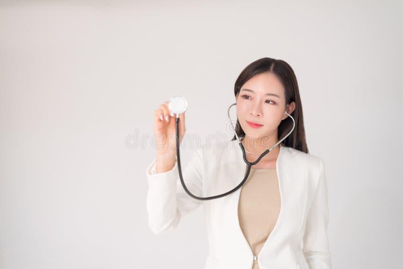 Médico, tratamento, doutor, clínico, hospital, diagnóstico, healt fotografia de stock