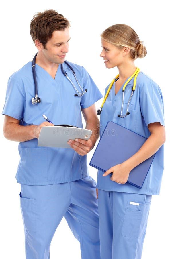 Médicos fotografia de stock royalty free