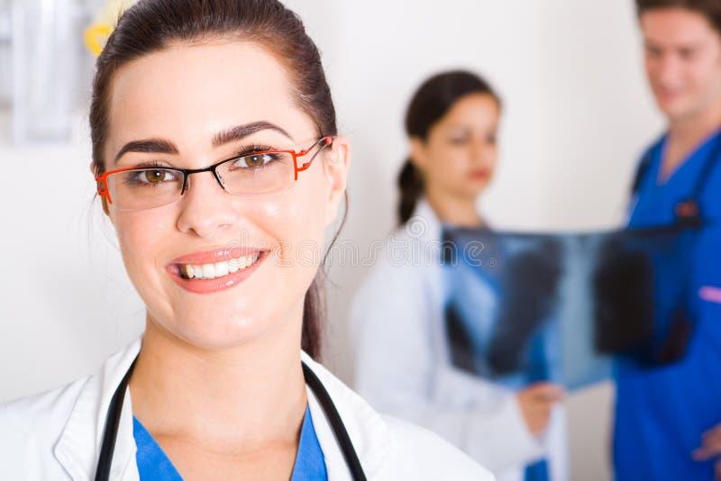 Médicos imagen de archivo libre de regalías