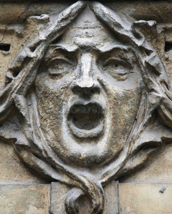 Méduse de Gorgon images stock
