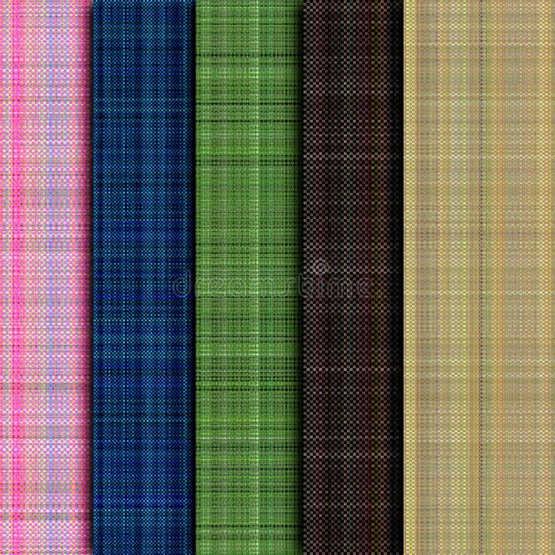 Mélanges de laine illustration de vecteur