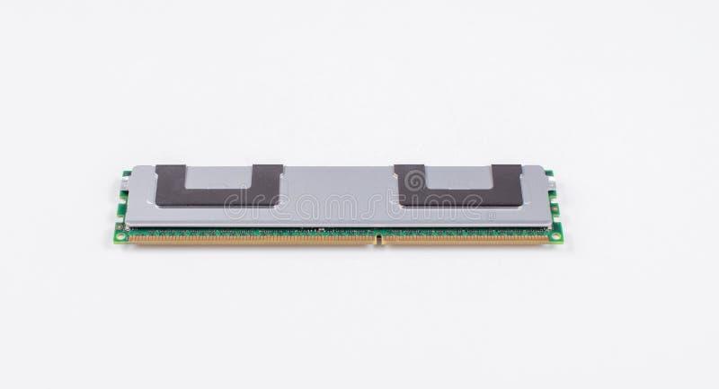 Mémoire à accès sélectif de RAM photo stock