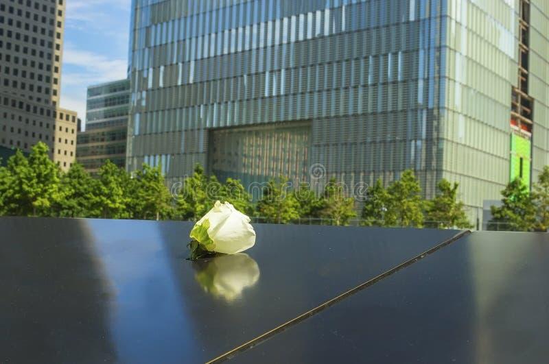 9/11 mémorial photographie stock libre de droits