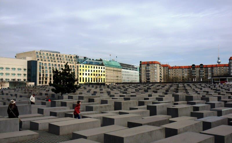 Mémorial d'holocauste - aperçu image libre de droits