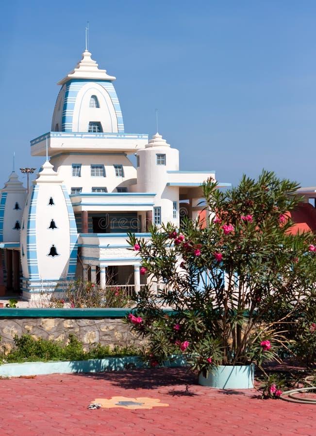 Mémorial de Gandhi, Kanyakumari, Tamilnadu, Inde images stock