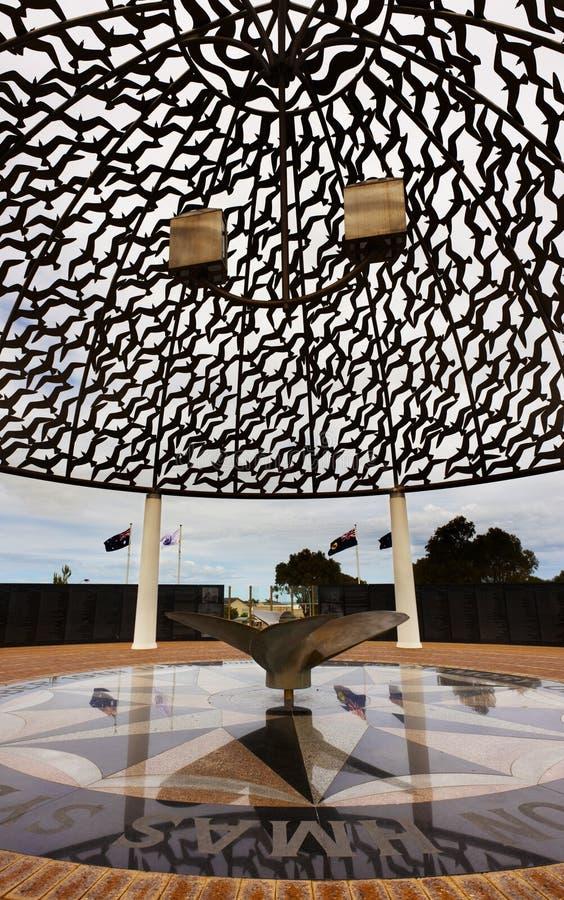 Mémorial de HMAS Sydney 2, Geraldton images libres de droits