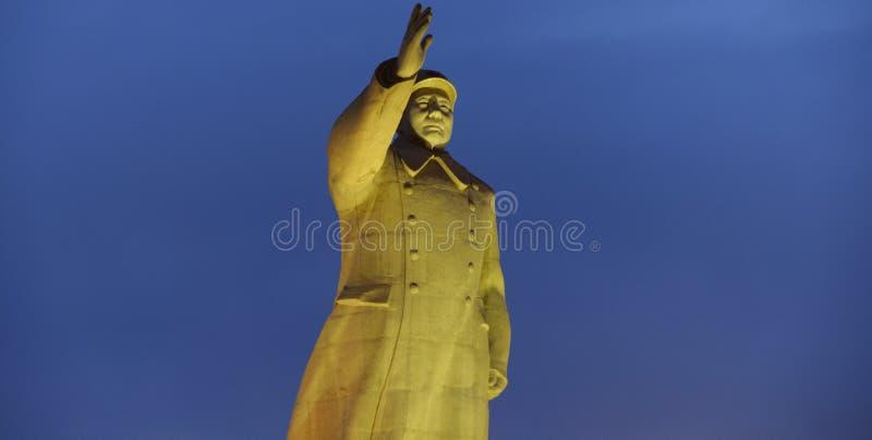 Mémorial de Mao Zedong photographie stock