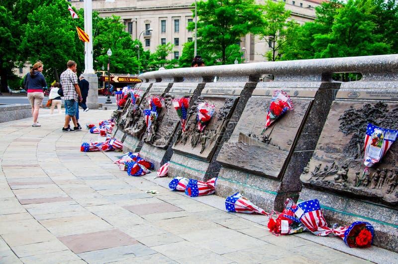 Mémorial de marine des USA, Etats-Unis photos stock