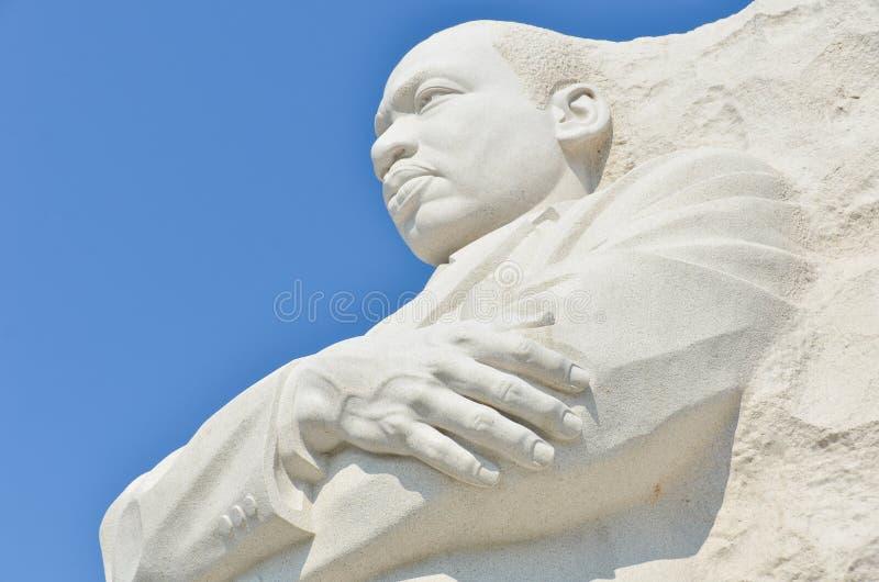 Mémorial de Martin Luther King Jr. dans le Washington DC   photographie stock