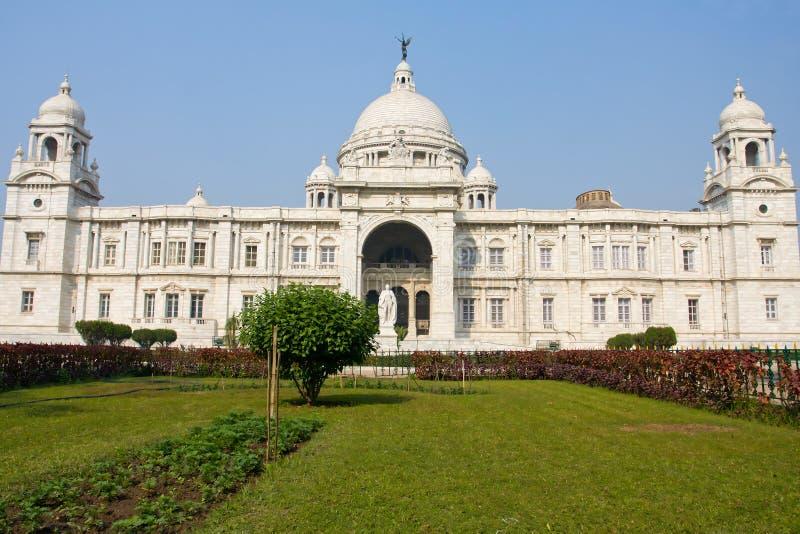 Mémorial de Victoria, Inde photographie stock libre de droits