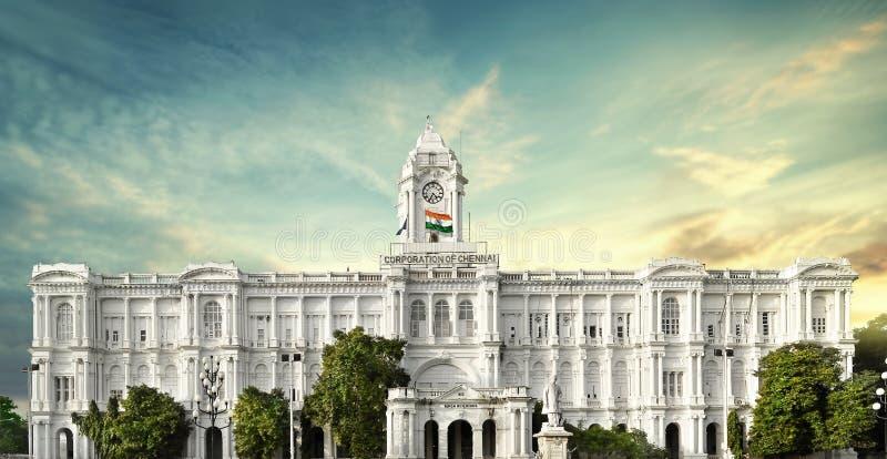 Mémorial de Victoria, Kolkata photo stock
