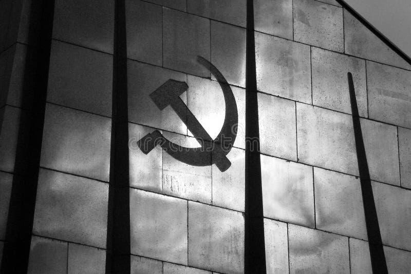 Mémorial soviétique de guerre à Berlin photos libres de droits