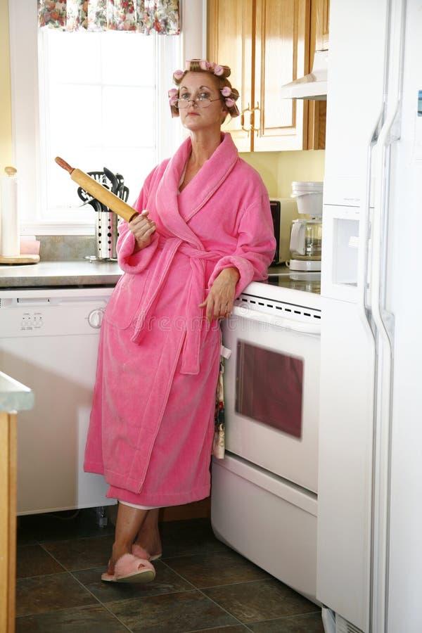 Ménagère image stock