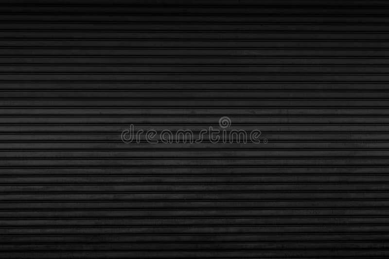 Métal noir Blanc en acier texturisé pour la conception photographie stock libre de droits