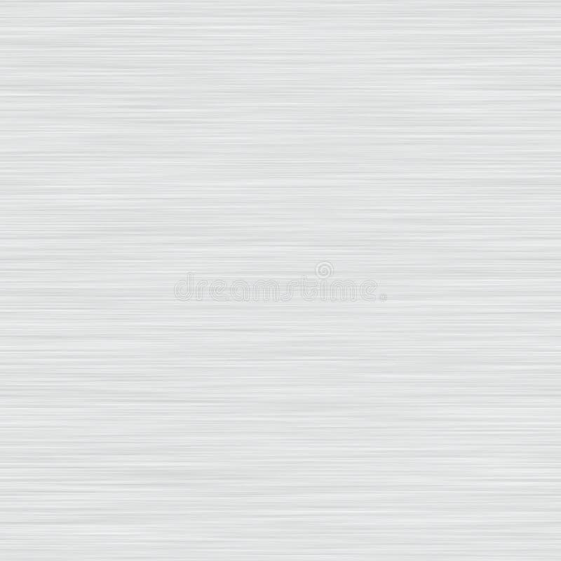 Métal rayé illustration de vecteur