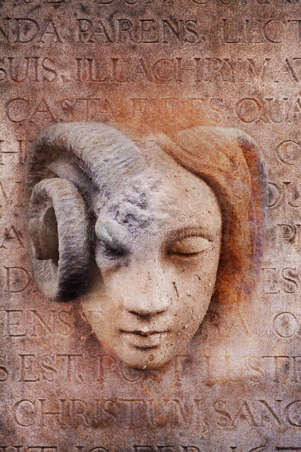 Métamorphose occulte photos libres de droits